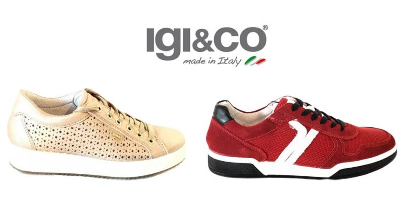 promo code 2a2fb 8bf1b The Benefits of Wearing the Sneakers igi&co of Women ...